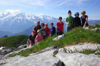 Tour du grand massif photo