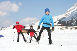 P46 47 ski de fond petit