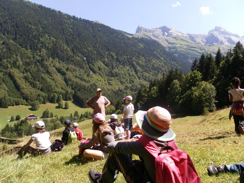 Domaine de frechet sejour la montagne dans ma classe