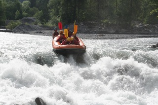 Revalogi rafting activite ete le berouze